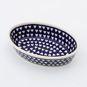 ポーランドグラタン皿/オーブン 電子レンジ/オーブン/食洗器対応/ALEGRE