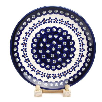 ポーランド 19.5cm皿 電子レンジ/オーブン/食洗器対応/ALEGRE