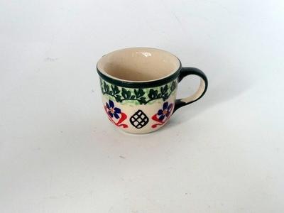 ポーランド/デミタスカップ /ミニマグカップ 電子レンジ/オーブン/食洗器対応/ALEGRE