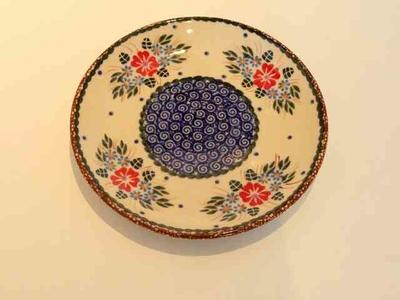 ポーランド小皿16cm 電子レンジ/オーブン/食洗器対応/alegre