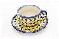 ポーランドコーヒー/カップ&ソーサー