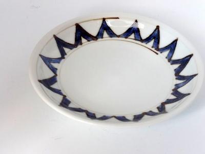 15.5cm 九谷青窯 小皿