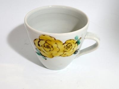 九谷青窯 マグカップ