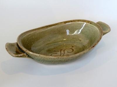 小林東洋 グラタン皿/カレー皿 和食器 再入荷