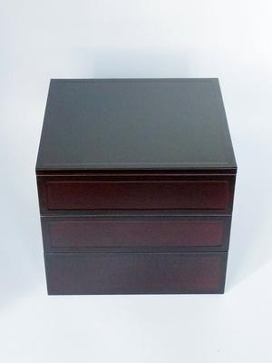 三段重箱大 黒