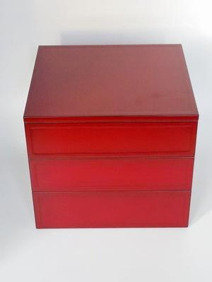 三段重箱 大 赤