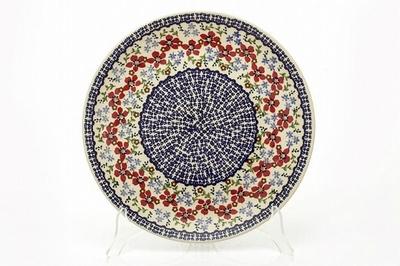 ポーランド大皿 28cm