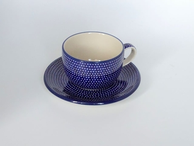 ポーランドコーヒー カップ&ソーサー