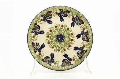 ポーランド小皿 17cm 電子レンジ/オーブン/食洗器対応/ALEGRE