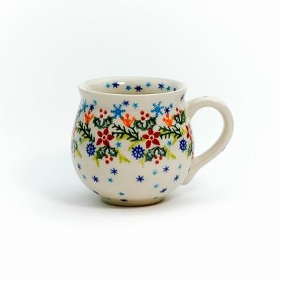 ポーランド マグカップ200ml/電子レンジ/オーブン/食洗器対応/ALEGRE