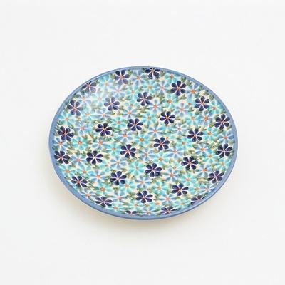 ポーランド中皿19cm 電子レンジ/オーブン/食洗器対応/ALEGRE