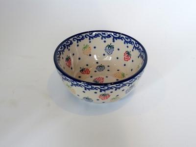 ポーリッシュポタリー 鉢 12cm 電子レンジ/オーブン/食洗器対応