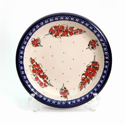 ポーリッシュポタリー スープ皿/パスタ皿 電子レンジ/オーブン/食洗器対応