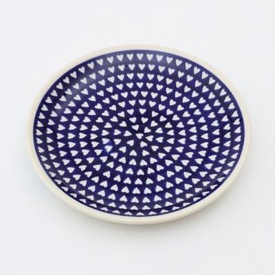 ポーリッシュポタリー 中皿 19.5cm 電子レンジ/オーブン/食洗器対応