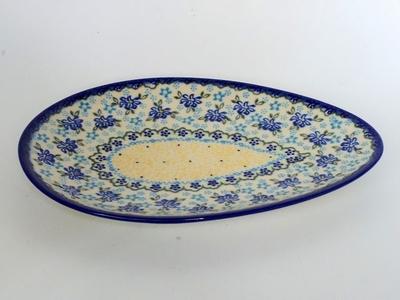 ポーランド/楕円皿 電子レンジ/オーブン/食洗器対応/alegre