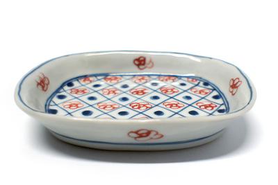 林京子 和食器 楕円皿15cm  ALEGRE