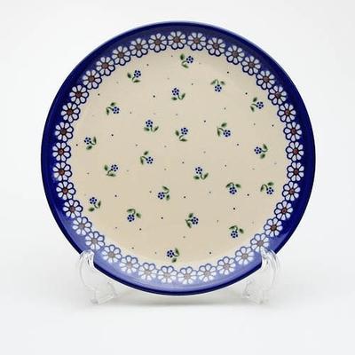 ポーリッシュポタリー 19cm プレート 電子レンジ/オーブン/食洗器対応