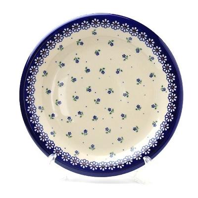 ポーリッシュポタリー 26cm スープ/パスタ皿 電子レンジ/オーブン/食洗器対応