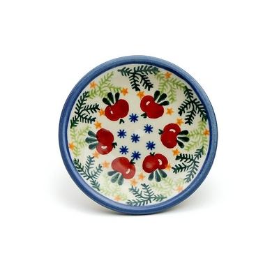 ポーリッシュポタリー 豆皿 電子レンジ/オーブン/食洗器対応