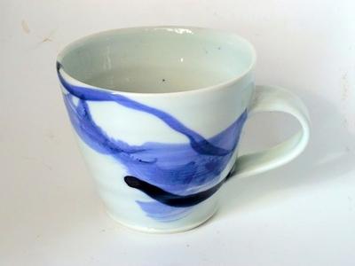 箱崎竜平 マグカップ 和食器