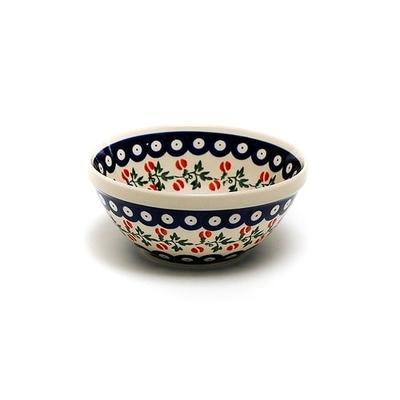 ポーリッシュポタリー 鉢15cm 電子レンジ/オーブン/食洗器対応
