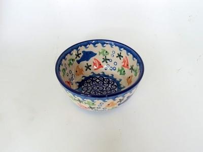 ポーリッシュポタリー 鉢12cm 電子レンジ/オーブン/食洗器対応