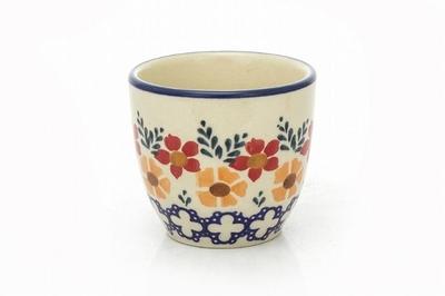 ポーリッシュポタリー フリーカップ 180ml/電子レンジ/オーブン/食洗器対応/ALEGRE