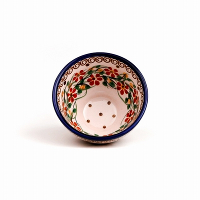 ポーリッシュポタリー ココット/小鉢 電子レンジ/オーブン/食洗器対応