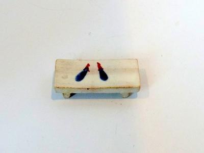 和食器 箸置き なすび柄