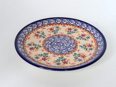 ポーランド 19cm 中皿 電子レンジ/オーブン/食洗器対応/alegre