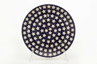 ポーランド大皿21.5cm 電子レンジ/オーブン/食洗器対応/alegre