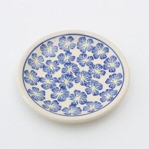 ポーランド豆皿小皿 11cm 電子レンジ/オーブン/食洗器対応/alegre