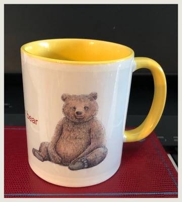 マグカップ  ゆるクマさん