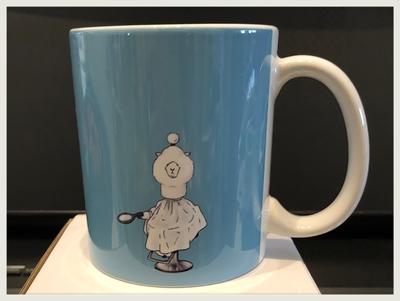 オリジナルマグカップ アルパカ2
