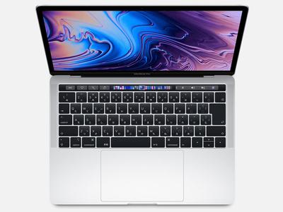 Apple MacBook Pro Retinaディスプレイ 1400/13.3 MUHR2J/A [シルバー]