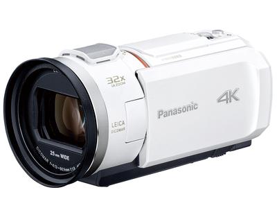 Panasonic デジタル4Kビデオカメラ HC-VZX2M-W [ピュアホワイト]