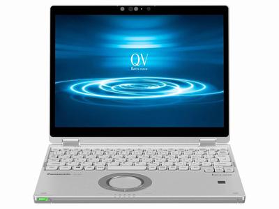 Panasonic Let's note QV8 CF-QV8GFRQR SIMフリー