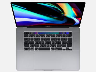 Apple MacBook Pro Retinaディスプレイ 2300/16 MVVK2J/A [スペースグレイ]