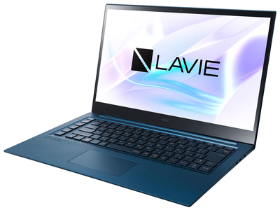 NEC LAVIE VEGA LV750/RAL PC-LV750RAL [アルマイトネイビー]