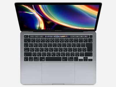 Apple MacBook Pro Retinaディスプレイ 1400/13.3 MXK52J/A [スペースグレイ]