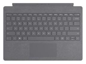 Microsoft Surface Pro Signature タイプ カバー FFP-00159 [プラチナ]