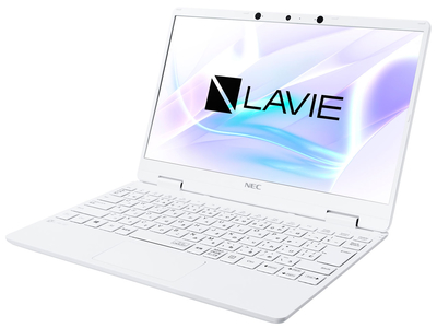 NEC LAVIE Note Mobile NM750/RAW PC-NM750RAW [パールホワイト]