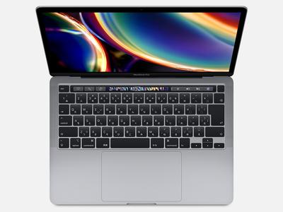 Apple MacBook Pro Retinaディスプレイ 2000/13.3 MWP42J/A [スペースグレイ]