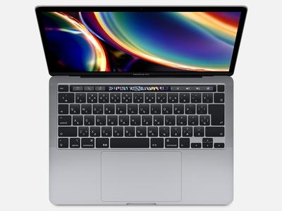 Apple MacBook Pro Retinaディスプレイ 2000/13.3 MWP52J/A [スペースグレイ]