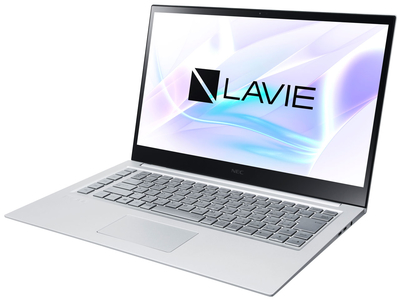 NEC LAVIE VEGA LV650/RAS PC-LV650RAS [アルマイトシルバー]