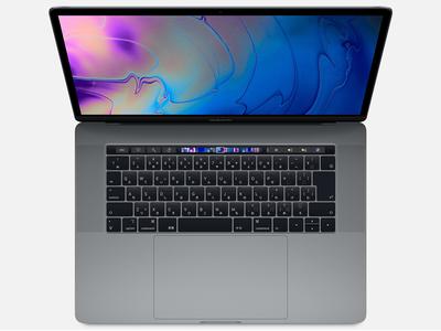 アウトレット Apple MacBook Pro Retinaディスプレイ 2300/15.4 MV912J/A [スペースグレイ] ※外箱難あり