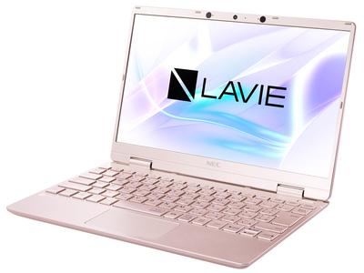 NEC LAVIE LAVIE N12 N1255/BAG PC-N1255BAG [メタリックピンク]