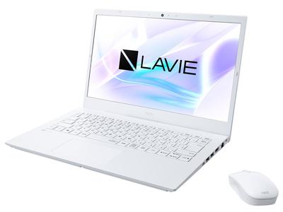 NEC LAVIE N14 N1435/BAW PC-N1435BAW [パールホワイト]