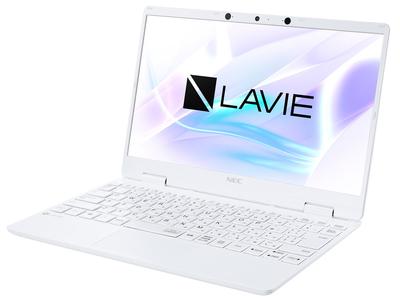 NEC LAVIE N12 N1275/BAW PC-N1275BAW [パールホワイト]