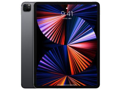 Apple iPad Pro 12.9インチ 第5世代 Wi-Fi 128GB 2021年春モデル MHNF3J/A [スペースグレイ]